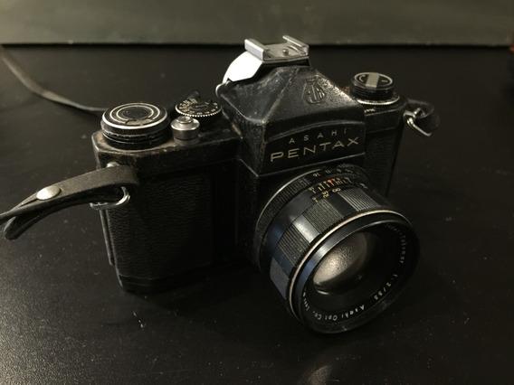 Câmera Pentax S1a
