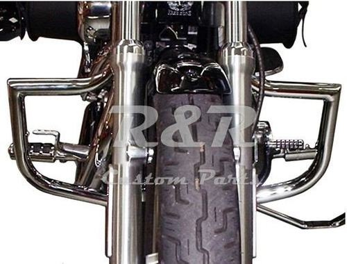 Protetor De Motor Harley 883 Scudo  Sportster Pronta Entrega