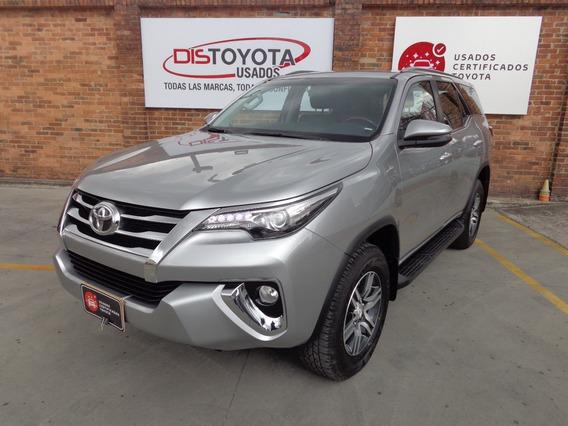 Toyota Fortuner Srv Gasolina