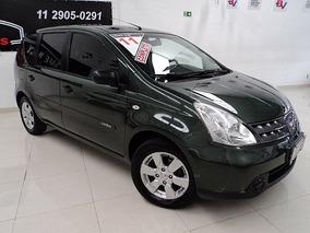 Nissan Livina 1.6 S 16v 2011