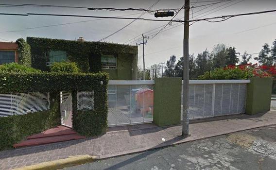 Exelente Casa De Remate En Fracc Boulevares Naucalpan