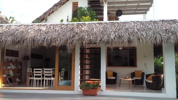 Cerca De La Playa Villa 3 Dormitorios Y Bungalo