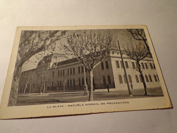 La Plata- Escuela Normal De Profesores- Bourquin & Kohlmann
