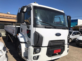3 Unidades Ford Cargo 1319 Ano 2013 Carroceria