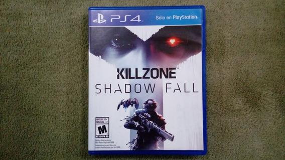 Jogo Killzone Shadow Fall Ps4 Original