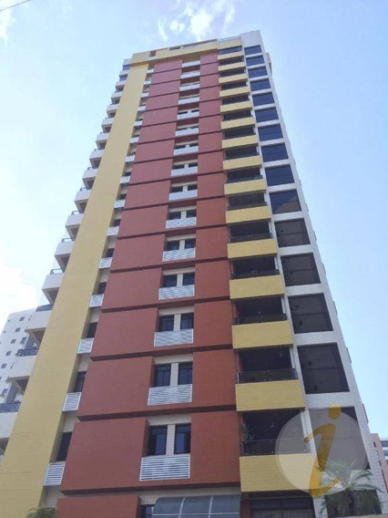 Apartamento Com 3 Dormitórios Para Alugar, 135 M² Por R$ 1.600/mês - Manaíra - João Pessoa/pb - Ap6766