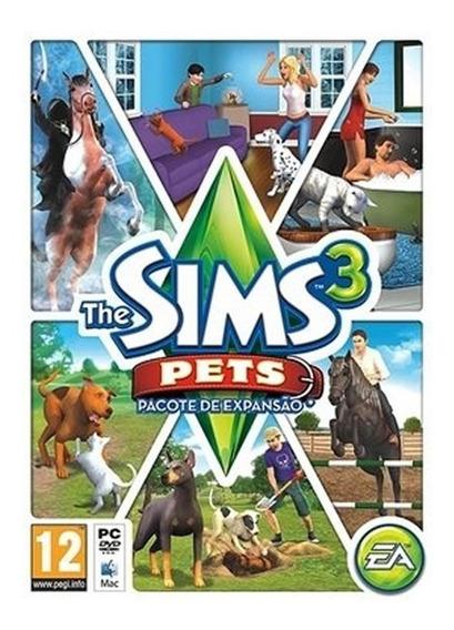 The Sims 3 Pets Origin Key - Codigo Para Download