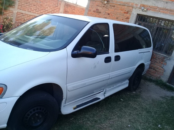 Chevrolet, Venture, 2002
