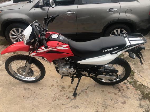 Honda Xr 150 L 2019 Impecable