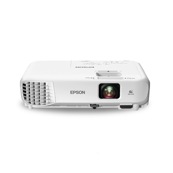 Proyector Epson Home Cinema 760hd 3300 Lúmenes Pc