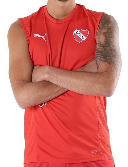 Musculosa Puma Independiente C.a.i. Training Original