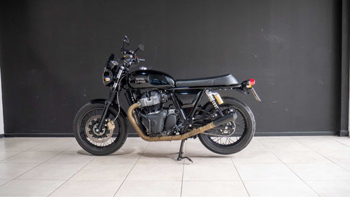 Royal Enfield Interceptor 650 Usada Personalizada
