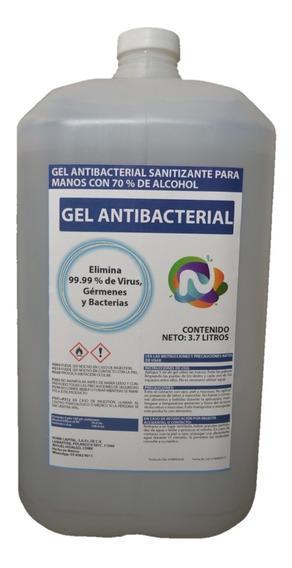 Oferta Gel Antibacterial Galon Nuneth