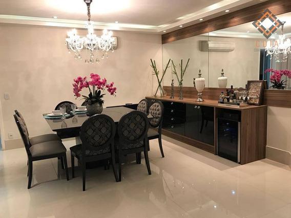 Apartamento Com 2 Dormitórios Para Alugar, 143 M² Por R$ 4.500,00 - Vila Andrade - São Paulo/sp - Ap37547