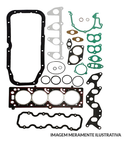 Junta Motor Fiat Toro 2.4 16v Ano 16/18 Flex