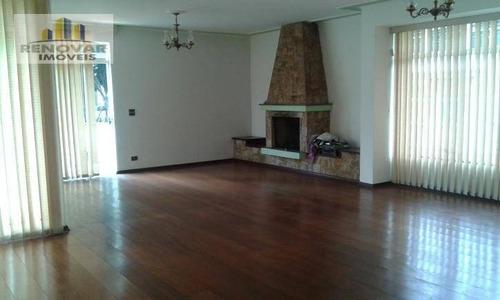 Imagem 1 de 30 de Casa Com 4 Dormitórios À Venda, 750 M² Por R$ 2.500.000,00 - Jardim Franca - São Paulo/sp - Ca0328