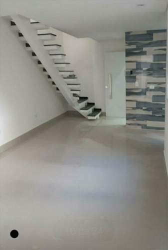 Cobertura Com 2 Dormitórios À Venda, 106 M² - Vila Leopoldina - Santo André/sp - Co2838