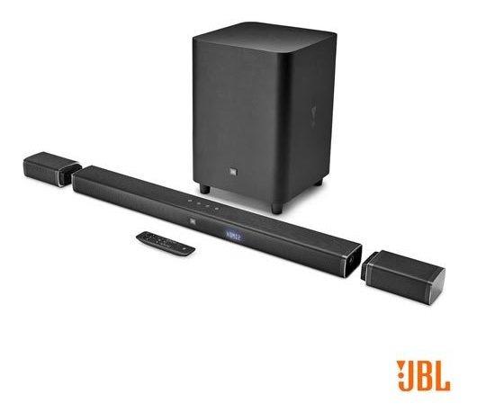 Soundbar Jbl Com 5.1 Canais E 218w - Bar5.1
