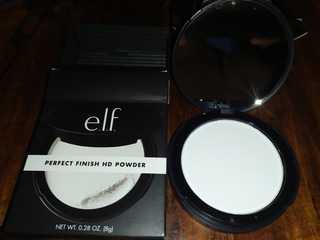 Polvo Traslúcido Elf Perfect Finish Hd Powder