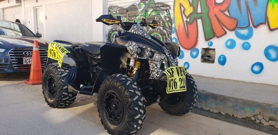 Cuatrimoto Can Am Renegade Motor 800 Cc