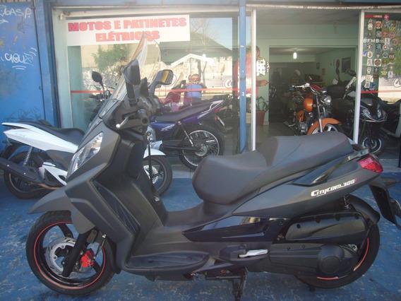 Dafra Citycom 300 I 2014 Preta R$ 12.999 Troca