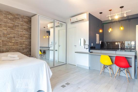 Apartamento Para Aluguel - Brooklin, 1 Quarto, 48 - 893037291