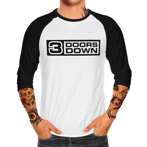 Playera Hombre 3 Doors Down C-1