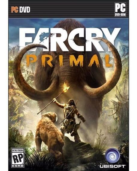 Far Cry Primal Uplay Pc Cd Key