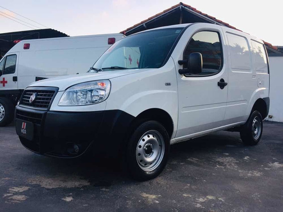 Fiat Doblo Cargo 1.4 2014