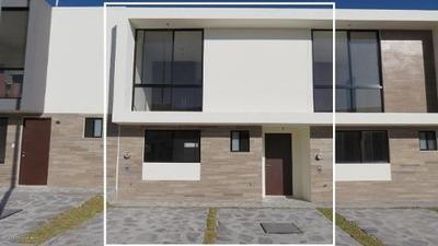 Casa En Renta En El Refugio, Queretaro, Rah-mx-19-472