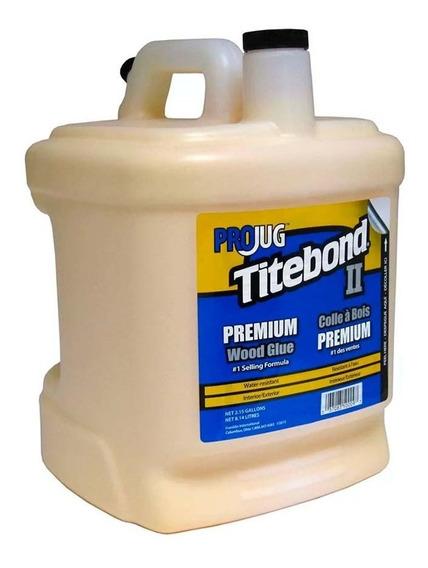 Cola P/ Madeira || Premium Wood Glue Projug 8,14kg Titebond