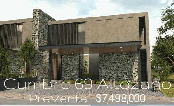 Pre Venta De Casa En Altozano Querétaro, 3 Rec, Cto Servicio