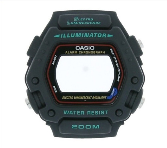 Caixa Casio G-shock Dw-290 Original Preta Dw-290 Digital