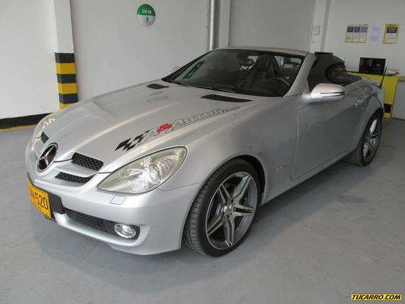 Mercedes Benz Clase Slk Comvertible