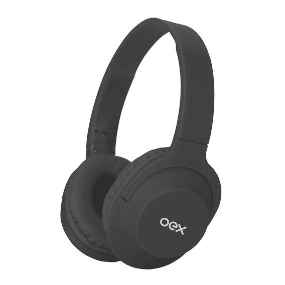 Fone Oex Gaming Flow Hs307 Bluetooth Cinza + Nfe
