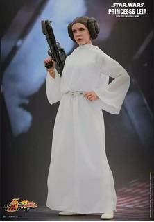 Princess Leia New Hope Star Wars Hot Toys