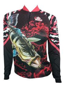 Camisa Feminina Proteção Uv50+ Kaa38 Kaapuã E Tube De Brinde