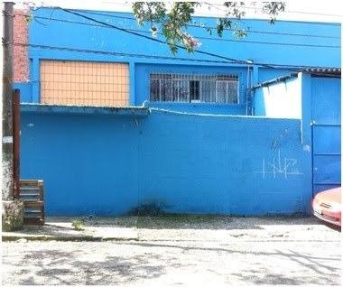 Imagem 1 de 5 de Galpão Para Aluguel - 496