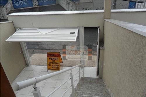 Sobrado Com 3 Dormitórios À Venda, 160 M² Por R$ 680.000 - Pirituba - São Paulo/sp - So0030