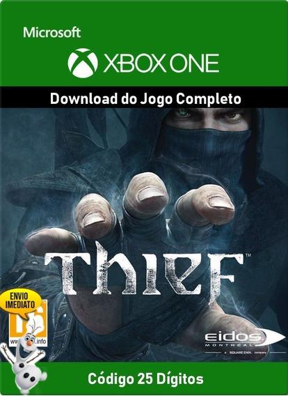 Thief Xbox One 25 Dígitos (ice Games)