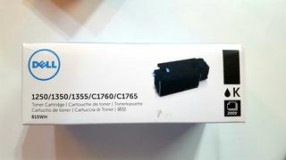 Toner Original Dell Negro 1250/1350/1355/c1760/c1765