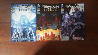 Hq Batman Eterno Completa Do 0 Ao 52