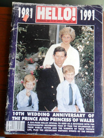 Revista - Lady Diana (300 Páginas) Importada