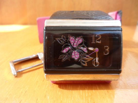 Relógio Mormaii Technos Lj 030 ( Pulseira Quebrada E Precisa De Bateria )