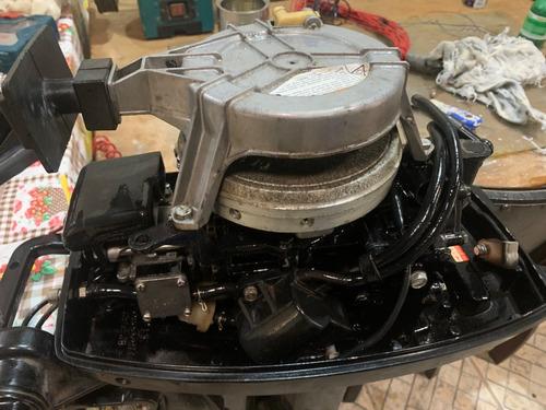 Motor De Popa Mercury 8hp Rabeta Longa