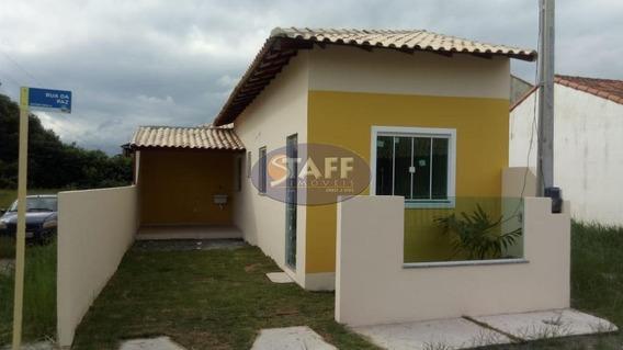 Casa Residencial À Venda, Unamar, Cabo Frio. - Ca0916