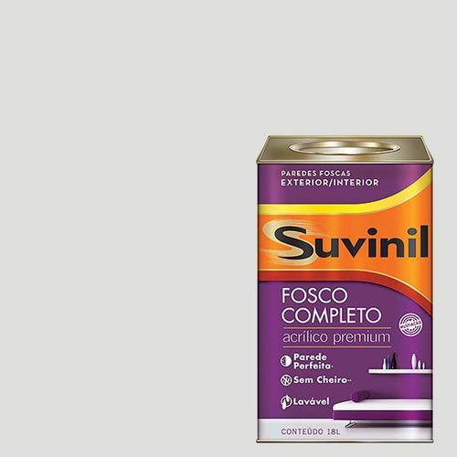 Tinta Acrilica Fosca Premium Suvinil Vento Sul 18lts.