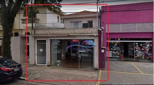 Sobrado Com 3 Dormitórios À Venda, 200 M² Por R$ 3.500.000,00 - Vila Formosa - São Paulo/sp - So0118