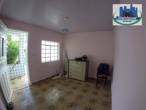 Imagem 1 de 30 de Casa Residencial À Venda, Jardim Alvorada, Guarulhos - Ca0488. - Sp - Ca0010_metrop