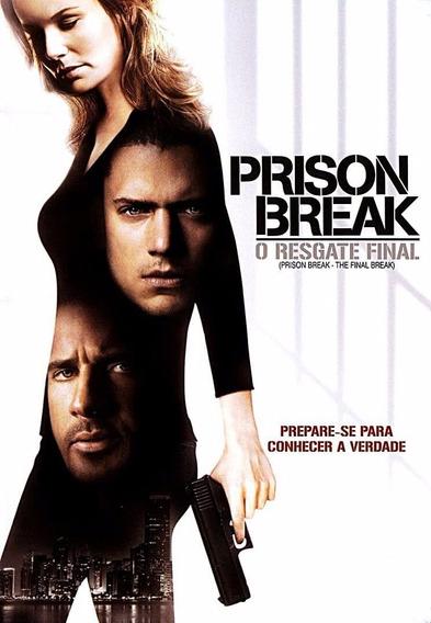 Prison Break 5° Temporada - Dublado - Frete Grátis